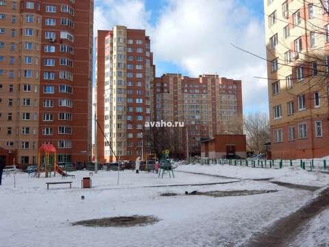Жилой квартал Сиреневый